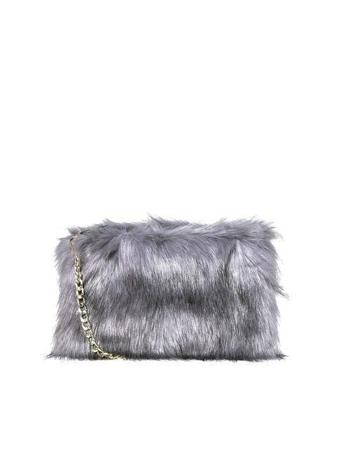 30ad908111 Mia Faux Fur Clutch