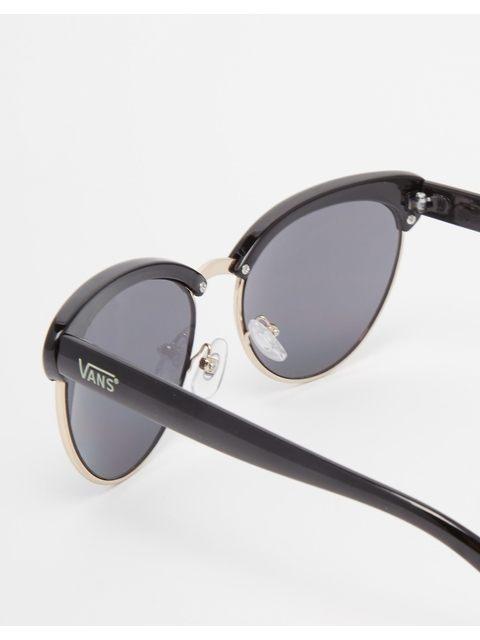 58cfe35d66dba Semi-Rimless Cat Eye Sunglasses