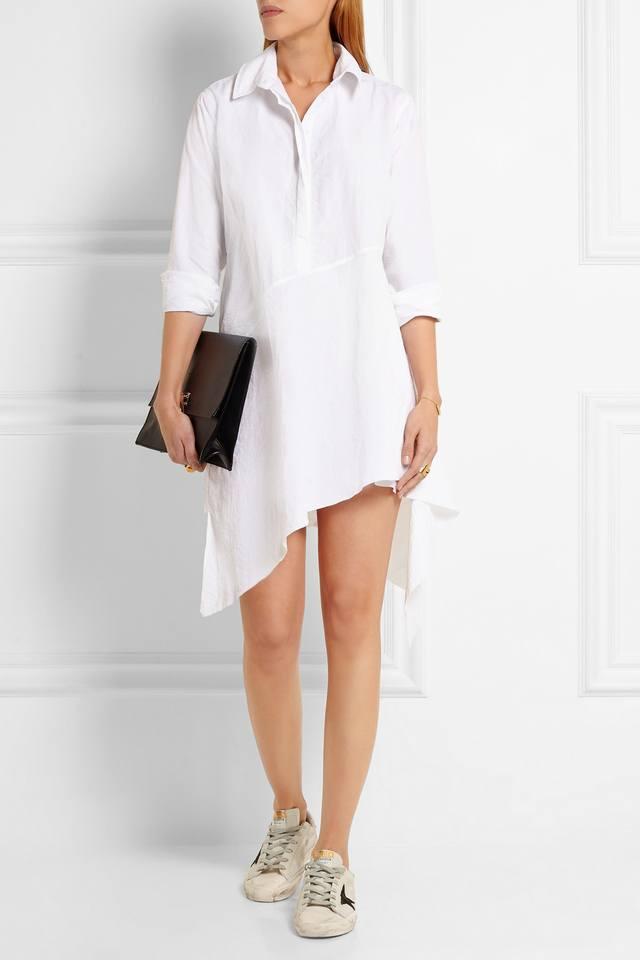 asymmetrical shirt dress - Black Marques Almeida N4ni8H