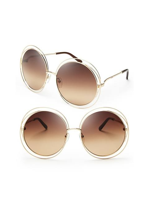 ab37bf47b3c Carlina Round Sunglasses