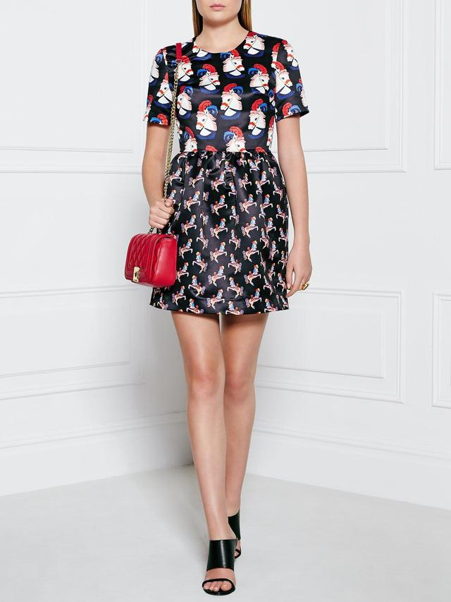 DRESSES - Short dresses Markus Lupfer wUWo2MaO