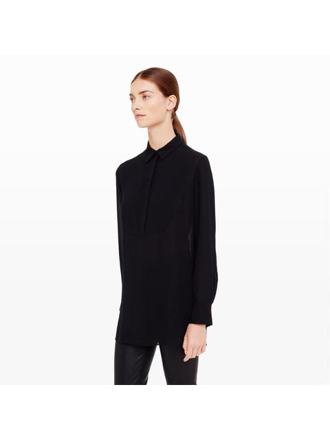 8d203b65e0360 Emlyn Silk Shirt