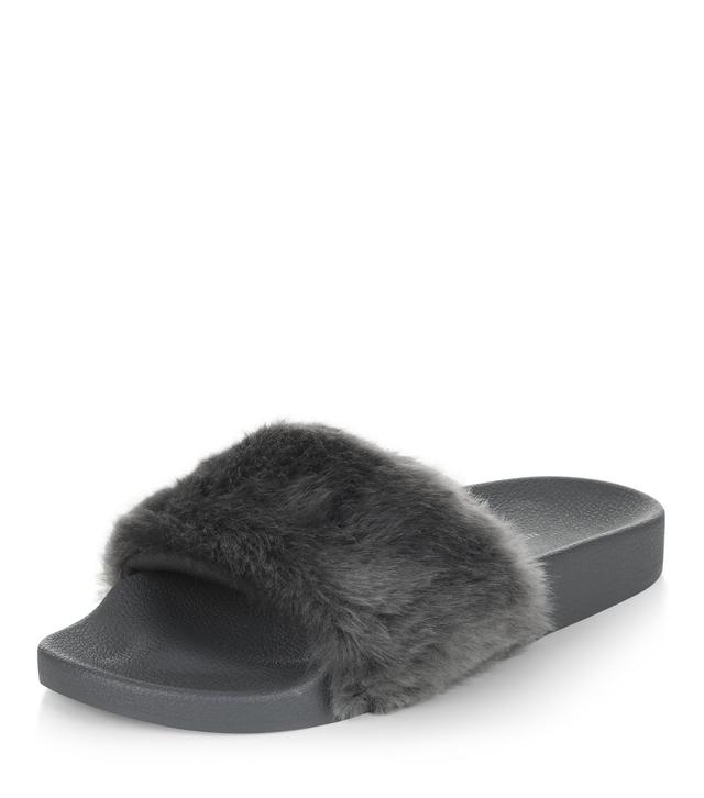 a4c63784409a2 Faux Fur Sliders