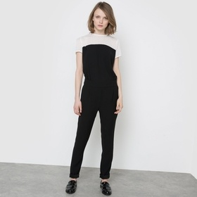 Two-Tone Jumpsuit by La Redoute