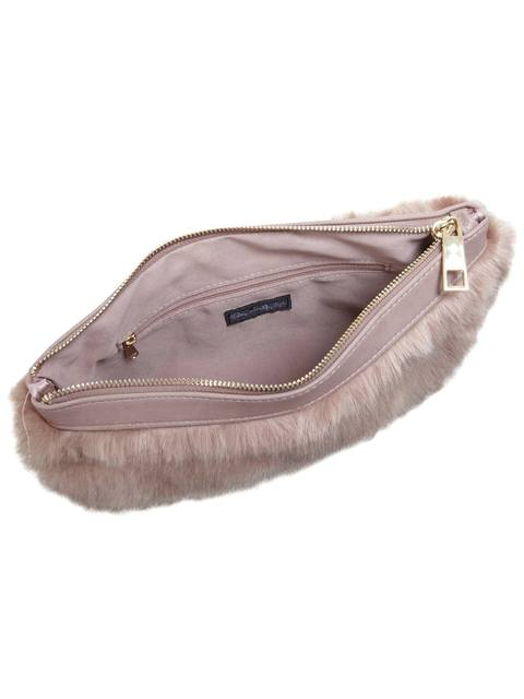 Faux Fur Clutch Bag  9b0cba222e70d