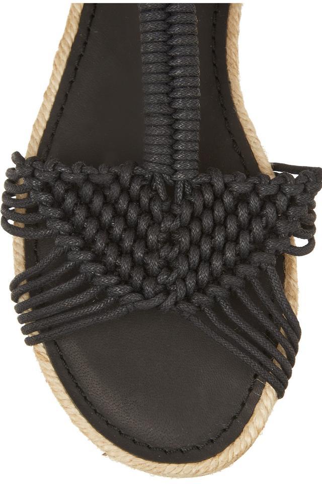 Macrame Sandals   Endource