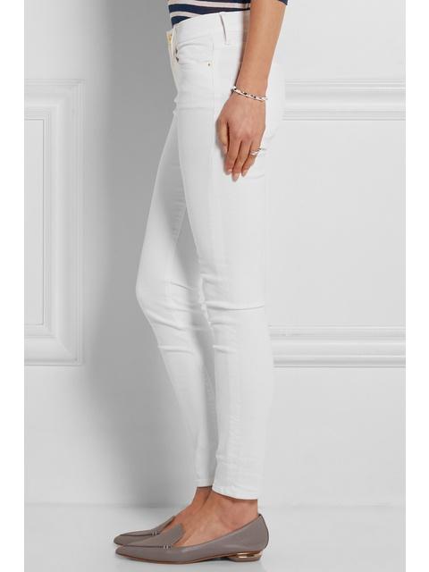Forever Karlie mid-rise skinny jeans | Endource