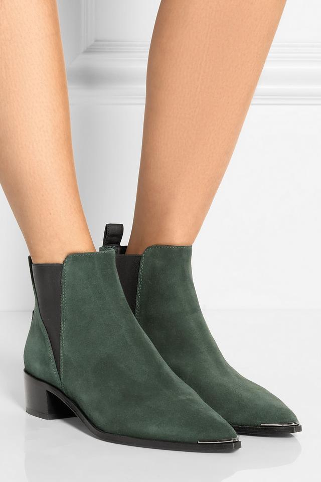 jensen suede ankle boots endource. Black Bedroom Furniture Sets. Home Design Ideas