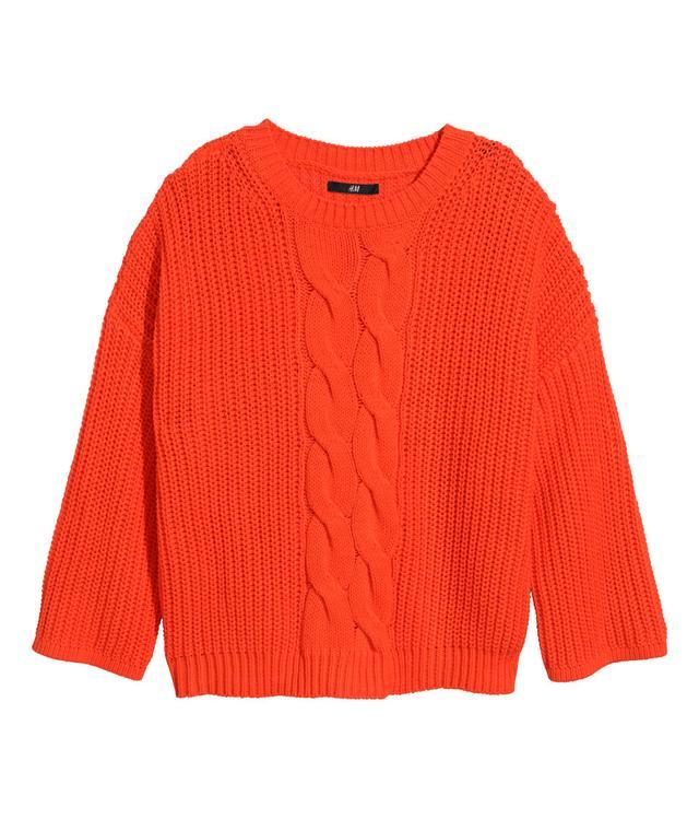 Rib-knit Jumper by H&m