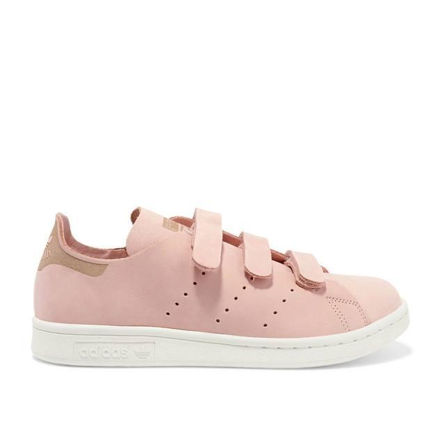 reputable site 400b3 77842 Stan Smith Nubuck Sneakers