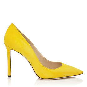 Yellow Stiletto Heels  Endource