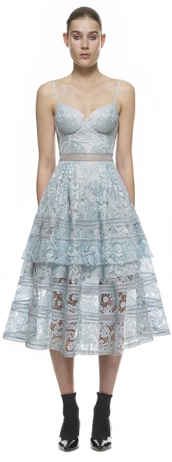 Paisley Midi Dress | Endource