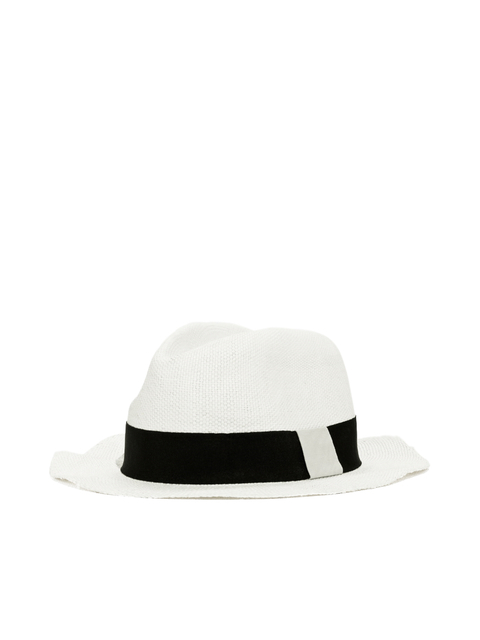 1a046f4d82b3c Straw Fedora Hat