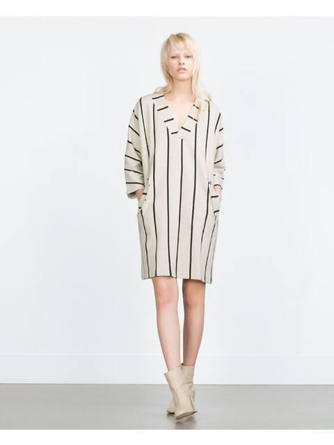 f7e26f05 Striped Tunic Dress   Endource