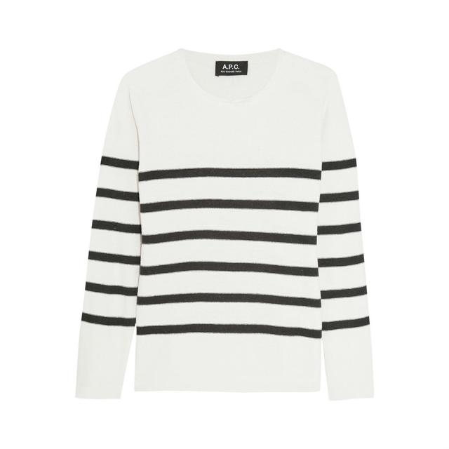 Andy Striped Sweater | Endource