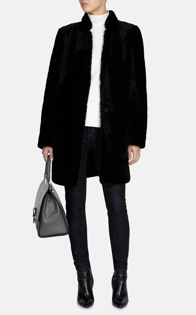 Luxury Sheepskin Coat | Endource