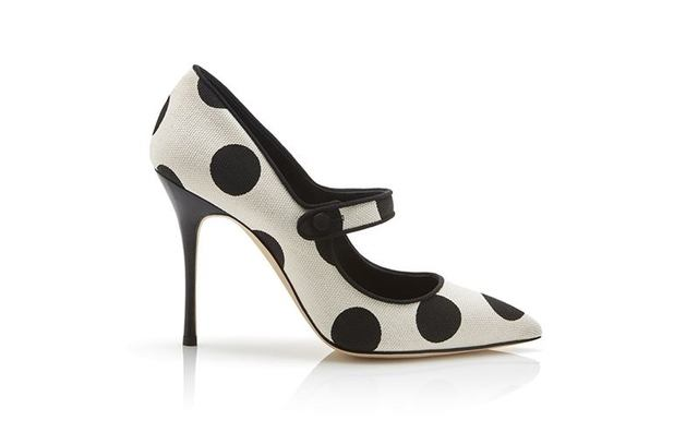 Manolo Blahnik CAMPARINEW