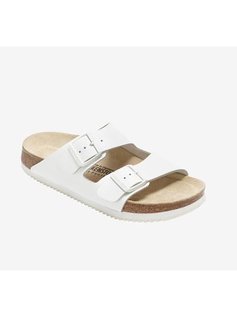 fdf3591a415 Birkenstock Arizona Soft Footbed Super Grip White Leather