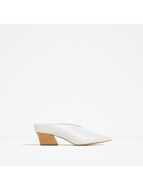 0d8fd08d5c55 Pointed Toe Mules