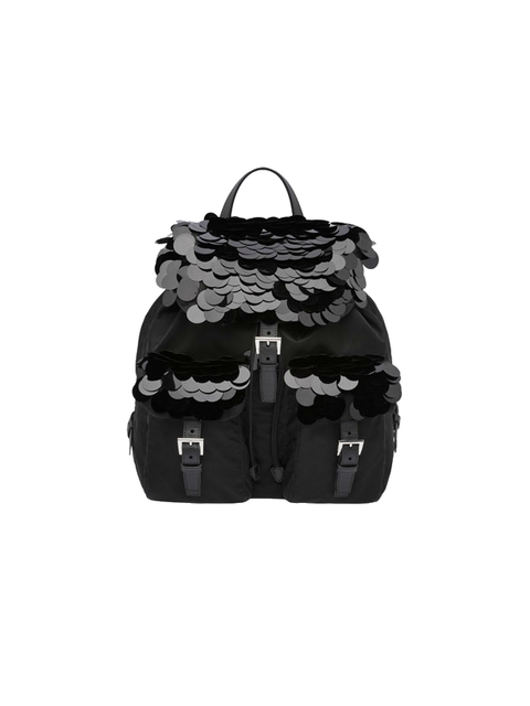 7234106244 Embellished Backpack