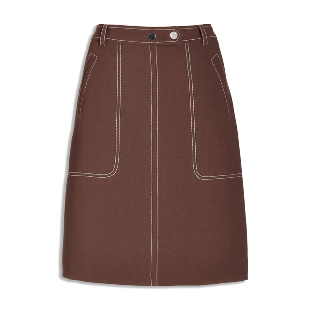 A-Line Skirt | Endource