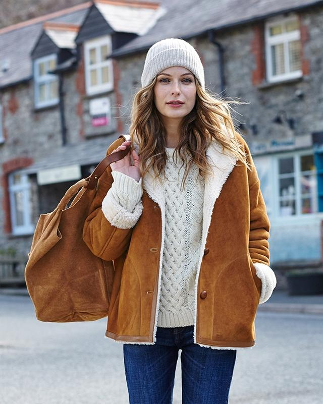 Classic Sheepskin Jacket | Endource