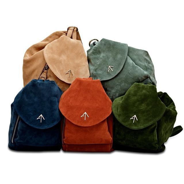 Mini Fernweh bag Manu Atelier UElQTA