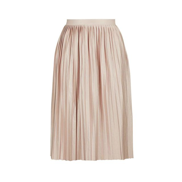 pleated skirt endource