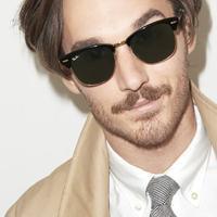 classic clubmaster 51mm sunglasses  Classic Clubmaster\u0027 51mm Sunglasses