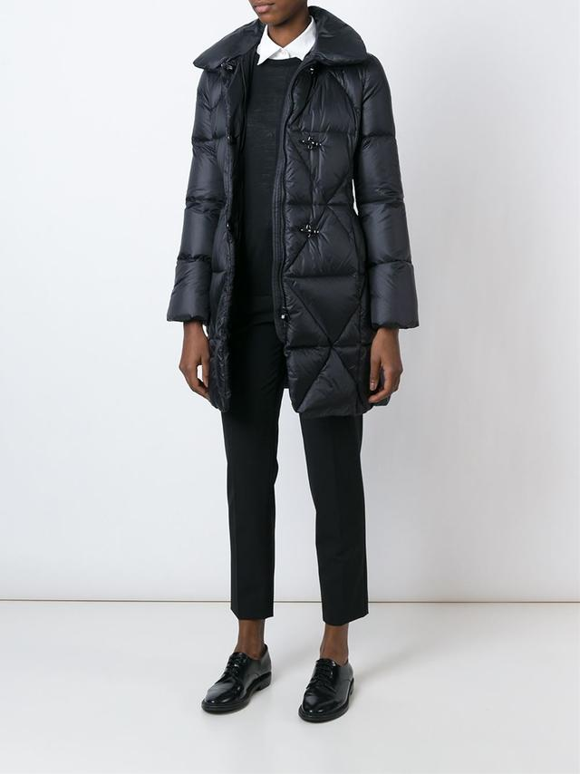 Quilted padded coat endource for Boden jennie coat