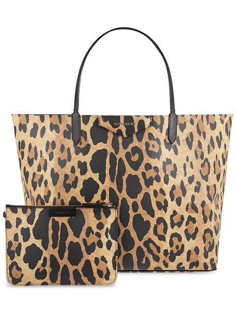 Antigona Leopard-Print Shopper Bag  040cf1093851b