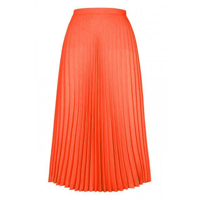 sunray pleated skirt endource