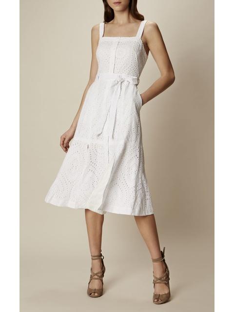 5255eb8d2ae Broderie Summer Dress