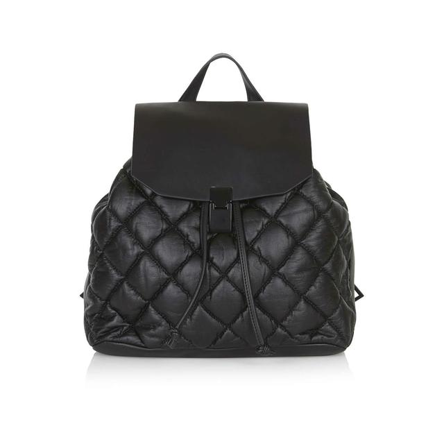 Soft Quilted Backpack | Endource : quilted rucksack - Adamdwight.com