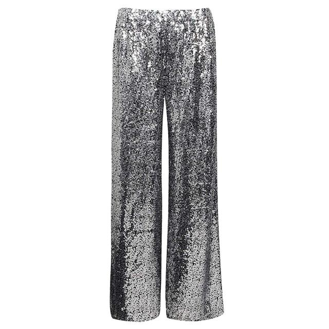 1b7adfc8 Rylee All Over Sequin Wide Leg Trousers | Endource