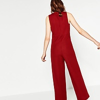 Sleeveless Jumpsuit | Endource