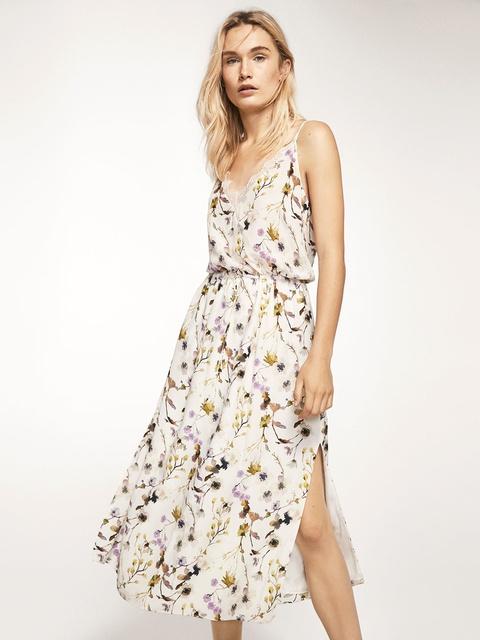 357dedb9e2 Floral Print Camisole Dress