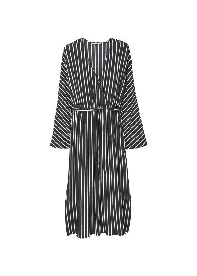 Striped Flowy Dress