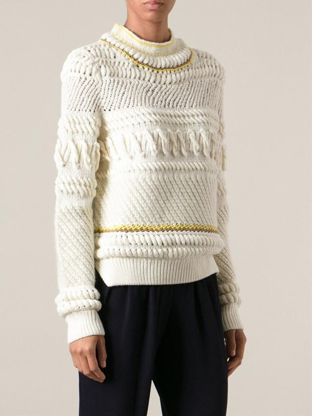 Knitted sweater Chloé Get The Latest Fashion Cheap Sale Explore Release Dates Cheap Price DShrNG