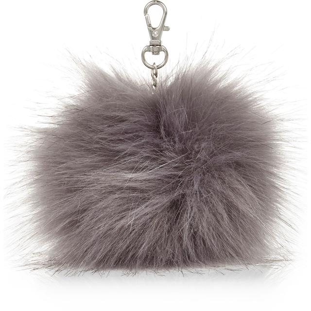 Faux Fur Pom Pom Keyring  34d4f5ef4b7f