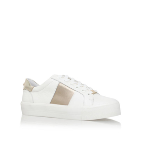 Lotus Metallic Trainers by Carvela