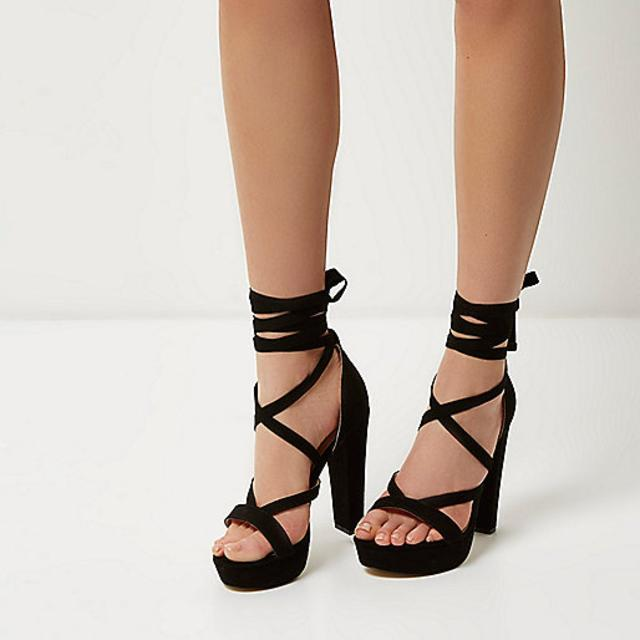 Lace-Up Heels | Endource