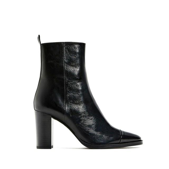 heeled boots endource