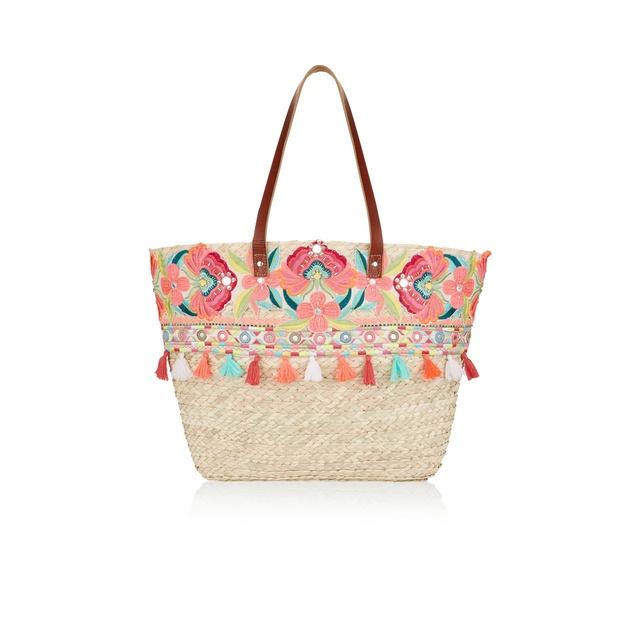 Bali embelished bag endource