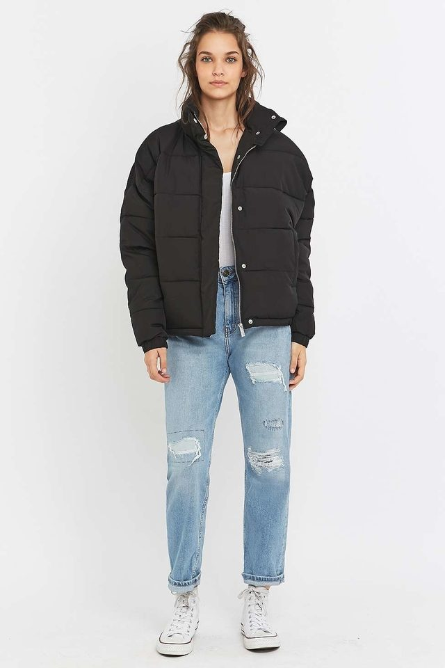Cropped Puffer Jacket Endource