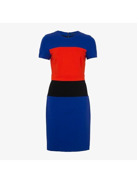 5b4d84bf250 Lula Colour Block Dress