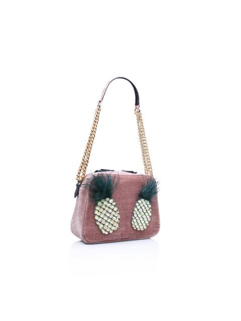 a78e8166f0 Velvet Cross-Body Bag