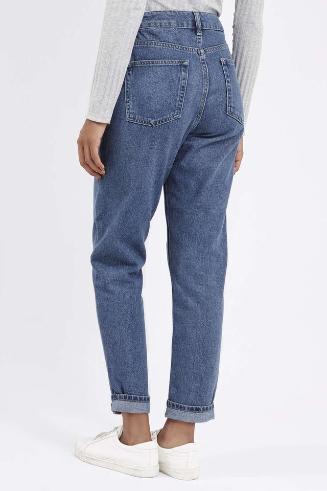 high waist mom jeans endource. Black Bedroom Furniture Sets. Home Design Ideas