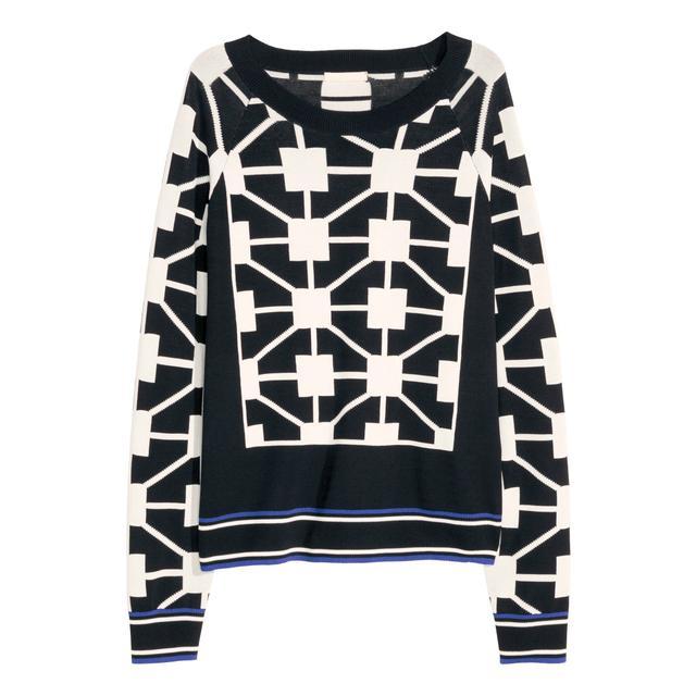 Jacquard-knit Jumper by H&m