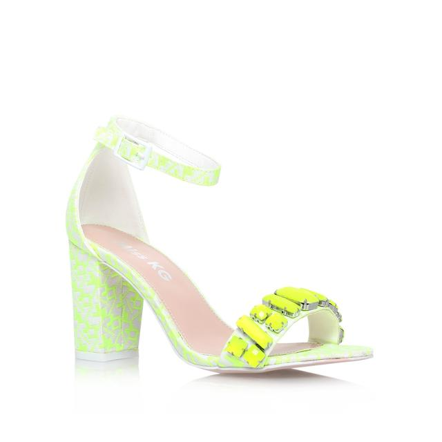 Image result for kurt geiger green sandals